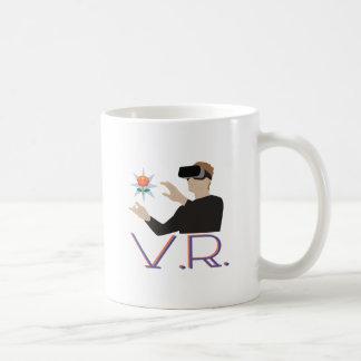Virtual Reality V.R. Coffee Mug