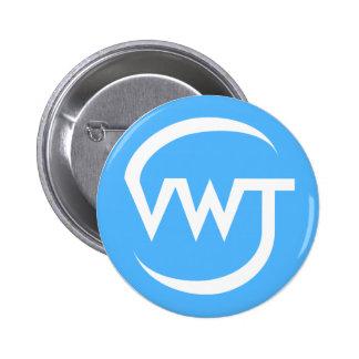Virtual World Travelers Logo Button