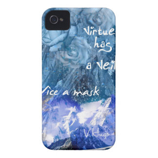 Virtue expose the truth iPhone 4 Case-Mate cases