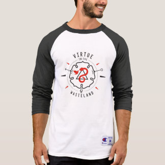 Virtue in the Wasteland Baseball T T-Shirt