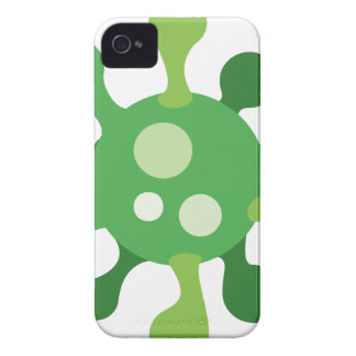 Virus iPhone 4 Case-Mate Cases