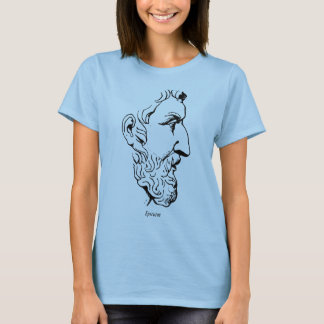 Visage of Epicurus T-Shirt
