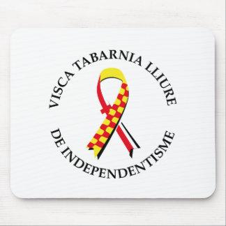 Visca Tabarnia Lliure de Independentisme Mouse Pad