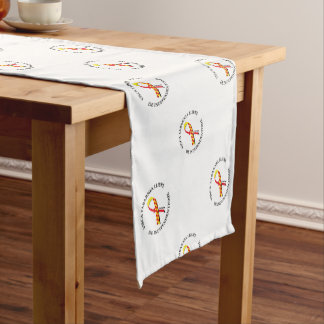 Visca Tabarnia Lliure de Independentisme Short Table Runner