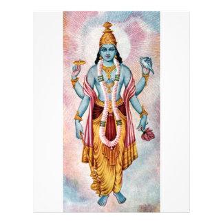 Vishnu 21.5 Cm X 28 Cm Flyer