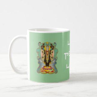 Vishnu Hindu Deity God Coffee Mugs