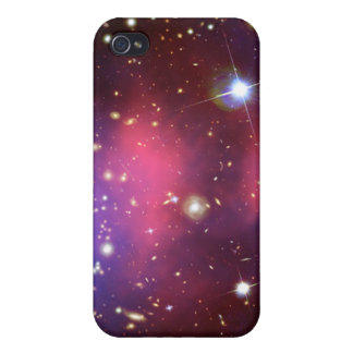 Visible-Light and X-Ray Composite Image of Galaxy Covers For iPhone 4