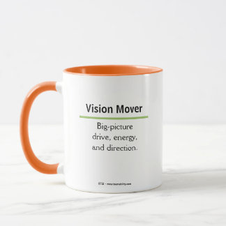 Vision Mover Mug