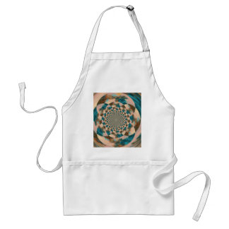 Vision Quest Abstract Design Standard Apron
