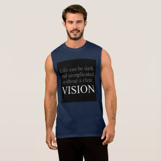 Vision Sleeveless Shirt