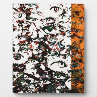 Visionary Abstract Plaque