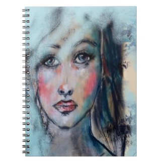 visions Of Heaven Notebook