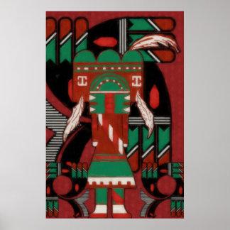Visions Of Hopi Poster