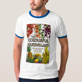 Visit Colourful Queensland T-Shirt