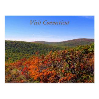 Visit Connecticut Postcard 2