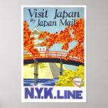 Visit Japan Vintage Travel