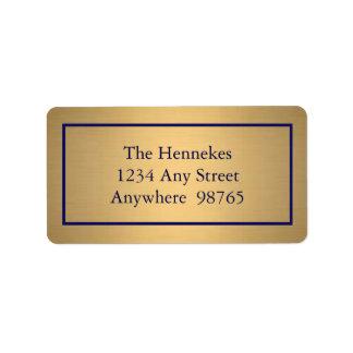 Visit of the Wise Men Address Label