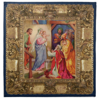 Visit of the Wise Men Napkin