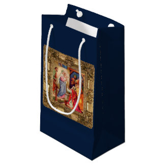 Visit of the Wise Men Small Gift Bag