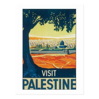 Visit Palestine Postcards
