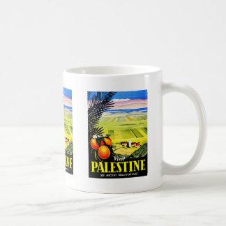 Visit Palestine ~ See Ancient Beauty Revived Mug