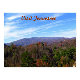 Visit Tennessee Postcard