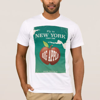 Visit the Big Apple - New york T-Shirt