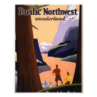 Visit the Pacific Northwest Wonderland... Photograph