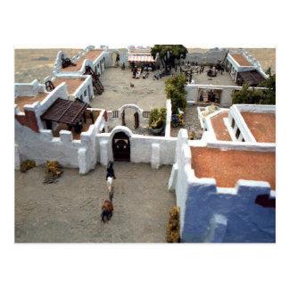 Visitor - postcard