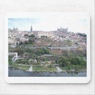 Vista de Toledo Mouse Pad