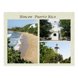 Vistas de Rincon Puerto Rico Postcard