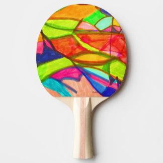 Visual Arts 702 Ping Pong Paddle