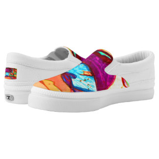 Visual Arts 783 Slip-On Shoes