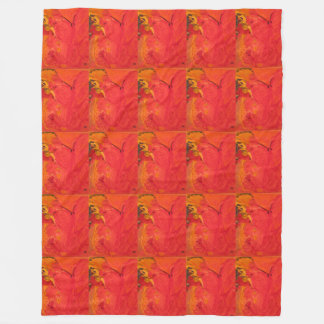 Visual Arts Fleece Blanket