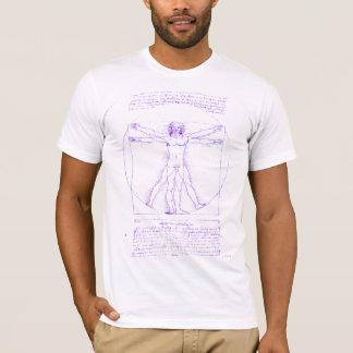 Vitruvian Man Shirt