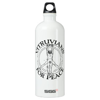 Vitruvians for Peace SIGG Traveller 1.0L Water Bottle