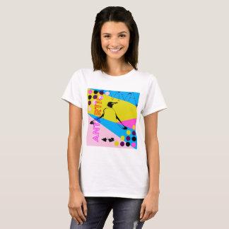 Viva Antartica Penguins T-Shirt