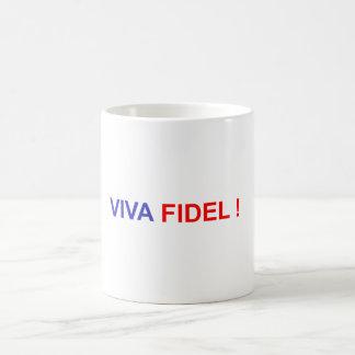 Viva Fidel Coffee Mug