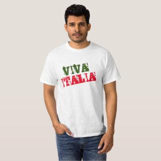 Viva Italia Italian Pride Shirt