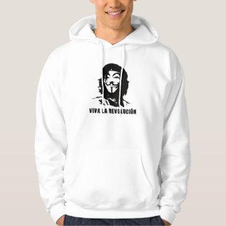 Viva La Anonymous Hoodies