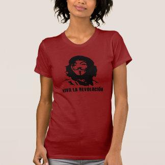 Viva La Anonymous Tee Shirts