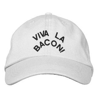 VIVA LA BACON hat Embroidered Baseball Caps