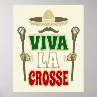 ViVA LA CROSSE Poster
