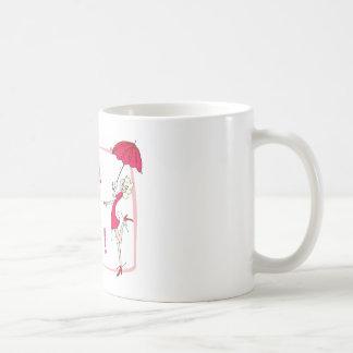 Viva La Diva Coffee Mugs