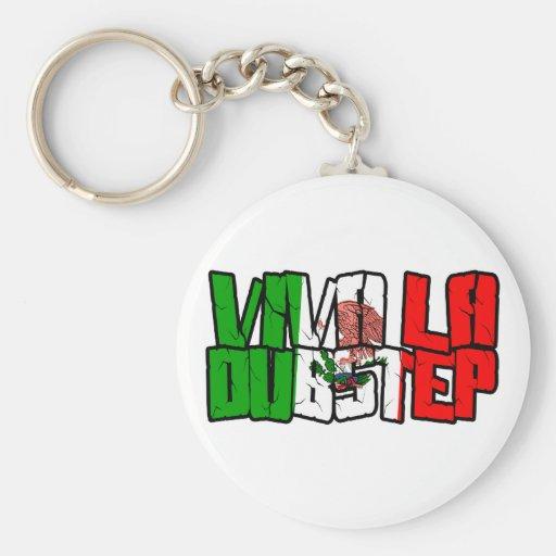 Viva La Dubstep Camisetas Key Chains