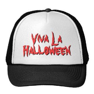 Viva La Halloween Mesh Hat