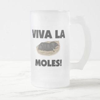 Viva La Moles Mugs
