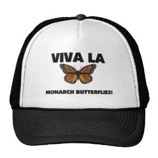 Viva La Monarch Butterflies Hat