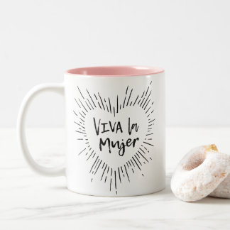 Viva La Mujer Mug
