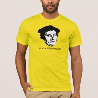 Viva La Reformación - Martin Luther (Light) T-Shirt